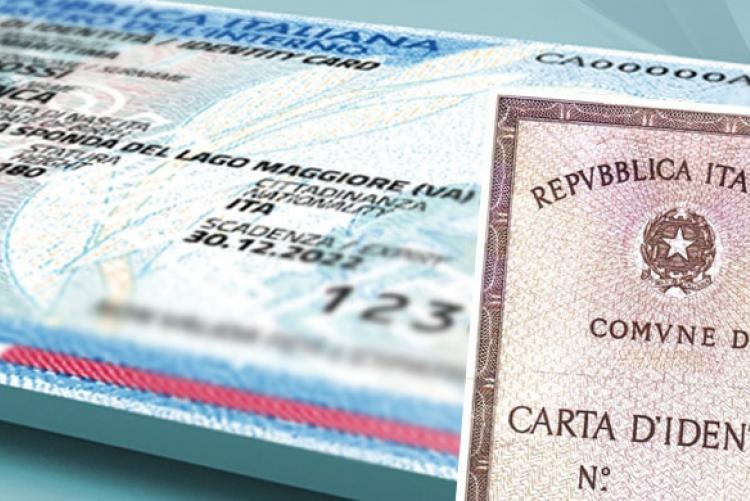 Carta d\'identità: ulteriore proroga della validità fino al 30 aprile 2021.