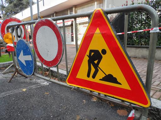 Ordinanze: N°32- N°33- N°35 - N° 38 - Divieto Di Transito Tratto Di Strada Comunale Vobarno Degagna Eno - Lavori