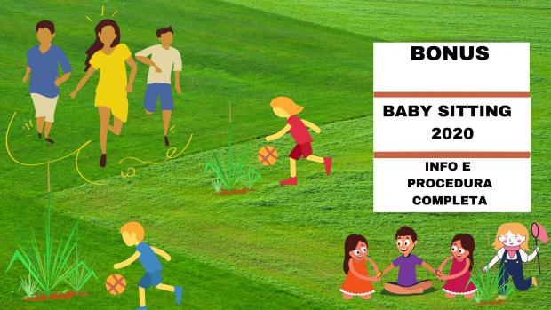 Guida INPS per bonus baby sitting e centri estivi