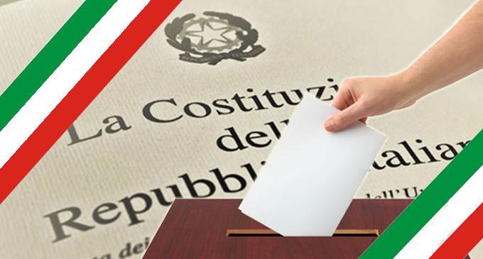 Avviso spostamento sezioni elettorali del Capoluogo - referendum costituzionale del 20-21/09/20