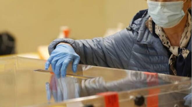 Voto in sicurezza - le regole da seguire per accedere al seggio elettorale