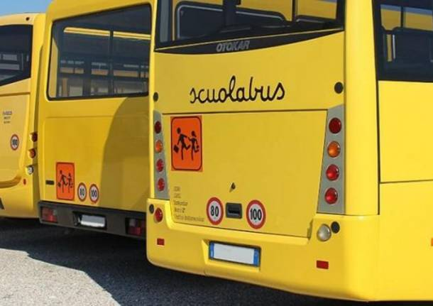 Servizio trasporto scolastico - Vobarno e Frazioni anno 2020-2021