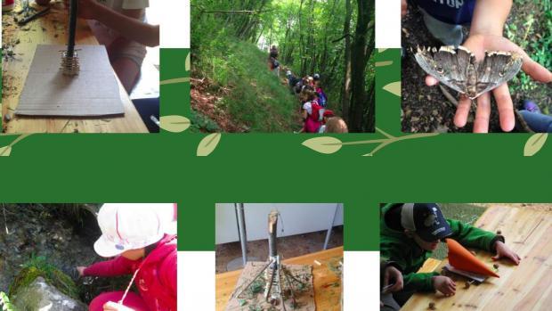 Estate in riserva - campus estivo per bambini e ragazzi (6-11 anni) presso la Riserva naturale Sorgente Funtanì