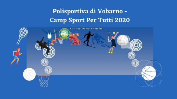 Polisportiva di Vobarno -Modulo - Camp Sport Per Tutti 2020