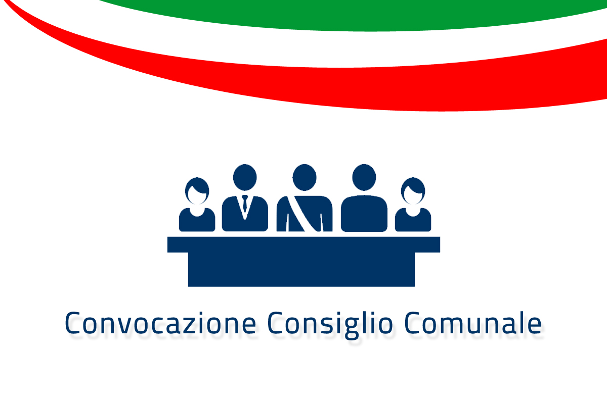 Convocazione Consiglio Comunale Di Lunedì 26 Ottobre - Seduta Straordinaria