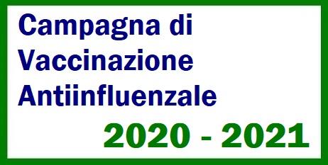 CAMPAGNA VACCINALE ANTINFLUENZALE 2020 PRESSO LA BIBLIOTECA COMUNALE DI VOBARNO (PIAZZA MARINA CORRADINI, 6)