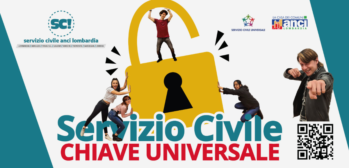 Bando di Servizio Civile Universale 2020 - Scadenza 15 febbraio 2021 alle ore 14
