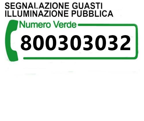 Segnalazione Guasti Al Servizio Di Pubblica Illuminazione -  Soc. Citelum S.A.